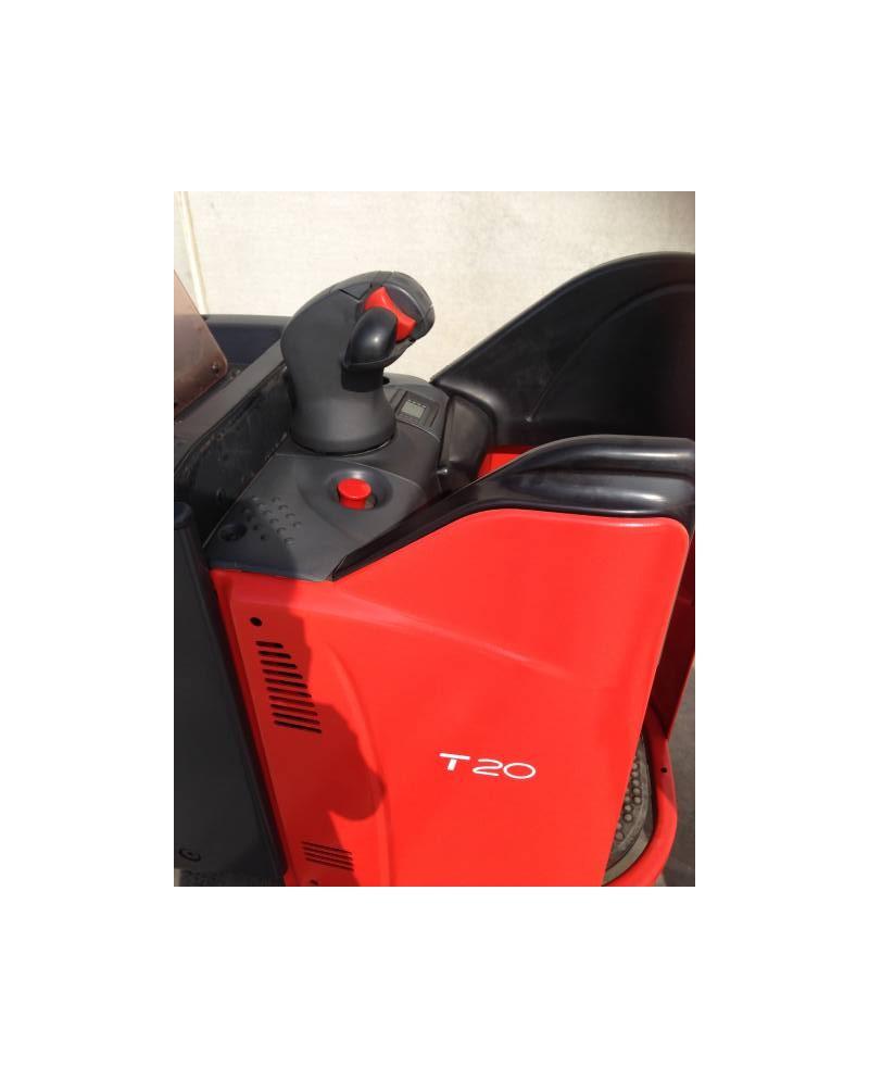 elektrischer hubwagen linde t20 2012 curmac elevaci. Black Bedroom Furniture Sets. Home Design Ideas
