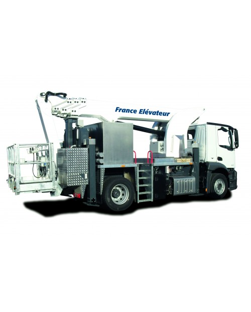 FRANCE ELEVATEUR 284/ 354 TBE