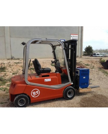 Electric forklift BT CBE 2.0 2003