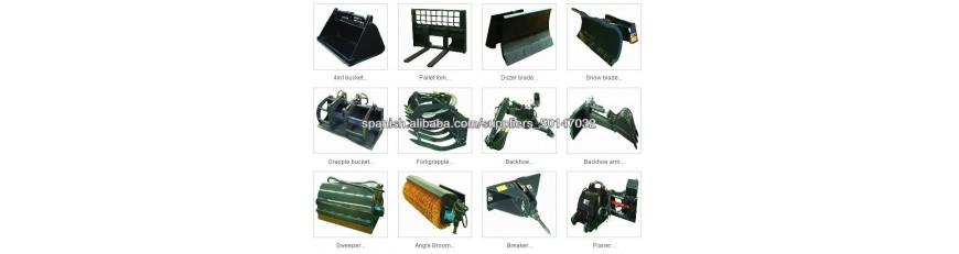 Implementos - accesorios maquinaria